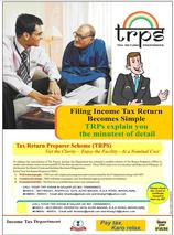 INCOME TAX RETURN FILLING