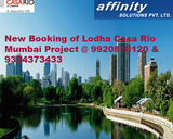 Excellent Opportunity in Lodha Casa Rio to Book Your Dream Home