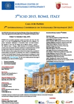 conference on sustainable development
