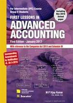 advanced accountancy advanced