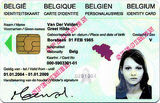 national identity card