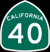california state route
