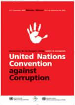 united nations convention on corruption