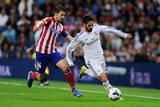 football match Real Madrid vs Atl Madrid